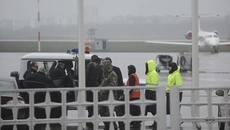 Hình ảnh hiện trường vụ tai nạn máy bay thảm khốc ở Nga