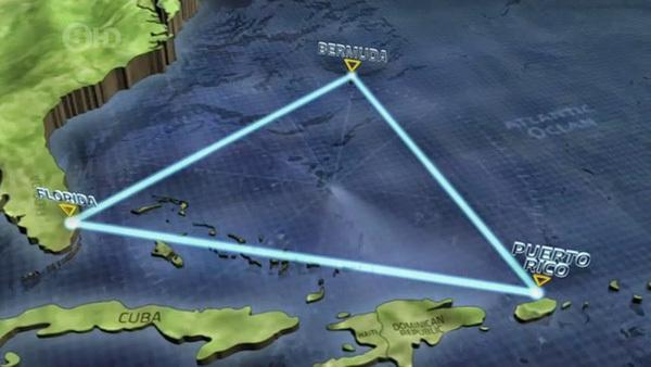 Vén bức màn bí ẩn về Tam giác quỷ Bermuda