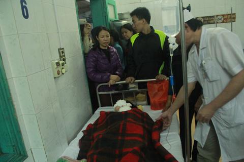 Hoàng Trung Hải, vụ nổ Văn Phú