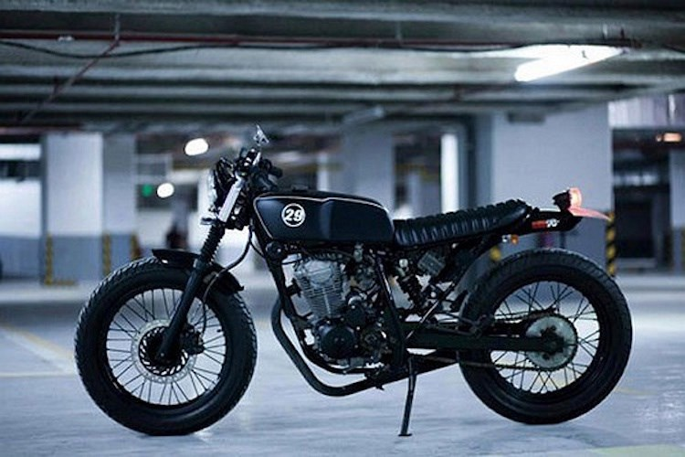 Trần Lập và những chiếc môtô ấn tượng trong đời