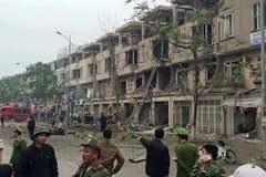 Xác định người đàn ông cưa vật liệu vụ nổ Văn Phú