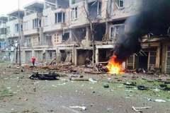 Thuốc nổ bom mìn gây thảm họa ở Văn Phú