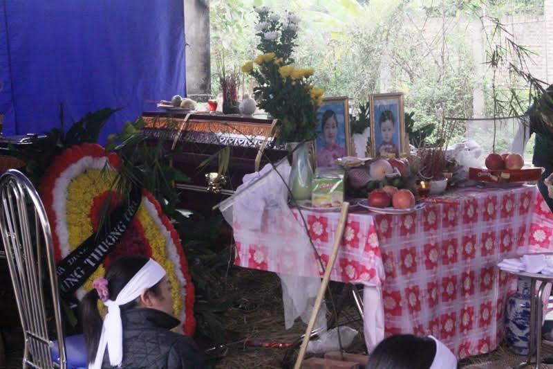 Gia cảnh bi kịch hai mẹ con tử nạn vụ nổ Văn Phú
