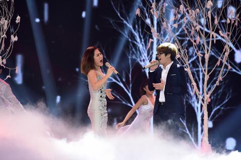 Chung kết Remix 2016, The Remix, Noo Phước Thịnh, Hương Tràm, Maya, Soobin Hoàng Sơn, Thanh Tùng, Phạm Duy
