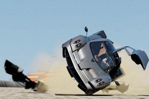 Cầm lái siêu xe và những cái kết 'đắng'