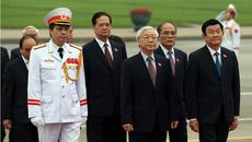 Lãnh đạo Đảng, Nhà nước vào Lăng viếng Bác