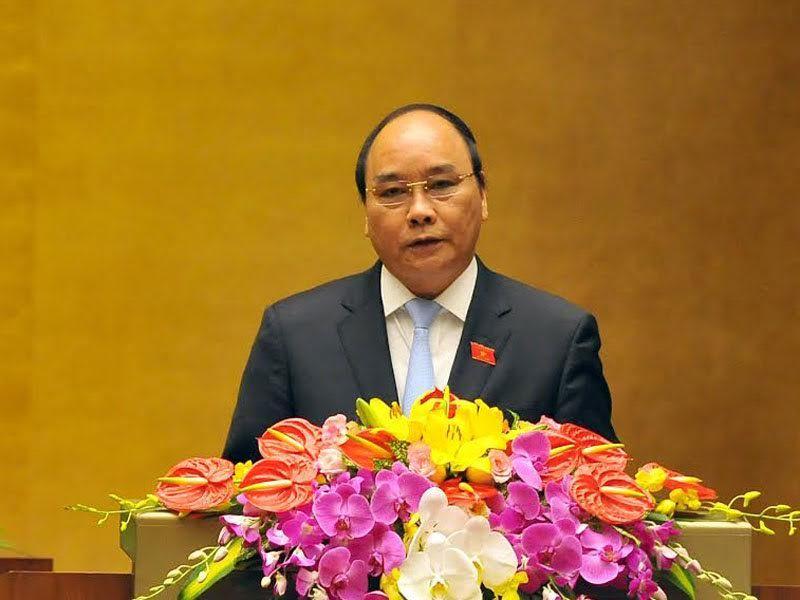 phó thủ tướng Nguyễn Xuân Phúc, Biển Đông, chủ quyền, ngân sách nhà nước, thu nhập bình quân đầu người