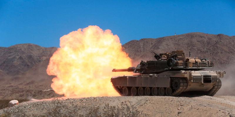 Tương quan sức mạnh khủng khiếp của quân đội Mỹ