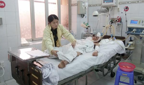 Giây phút thoát chết kỳ diệu trong vụ nổ Văn Phú