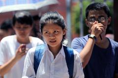 Tranh cãi gay gắt chấm thi THPT quốc gia