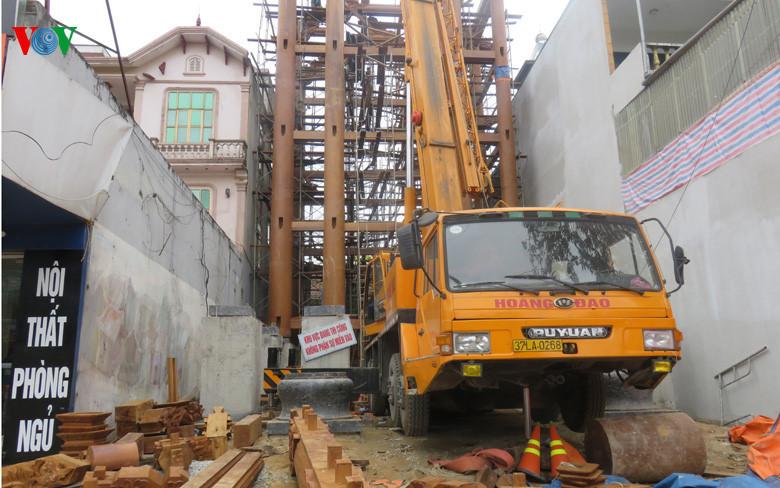 Đại gia Hà Tĩnh chi trên 20 tỷ đồng dựng nhà gỗ 5 tầng
