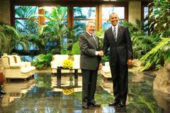 """'Mỹ không có ý định điều khiển tương lai của Cuba"""""""