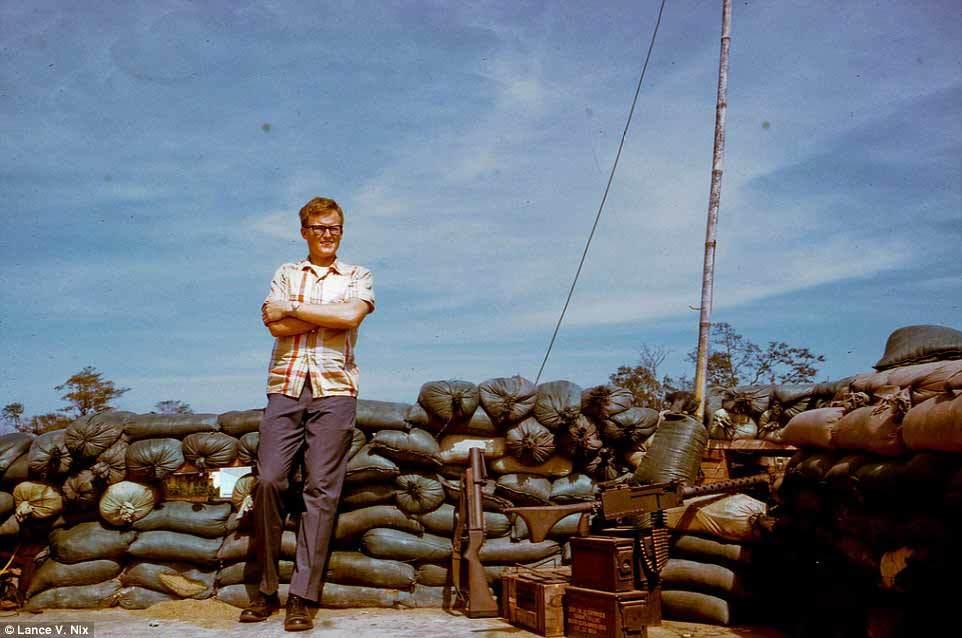 Việt Nam xưa qua ống kính của lính Mỹ phản chiến