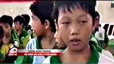 Video hiếm về Lương Xuân Trường thời