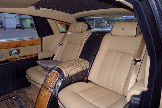 siêu xe, đại gia, đại gia Hải Dương,  Rolls-Royce Phantom