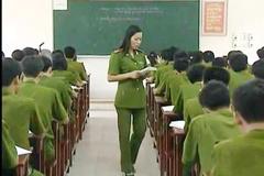2.200 học viên được cấp bằng thạc sĩ công an