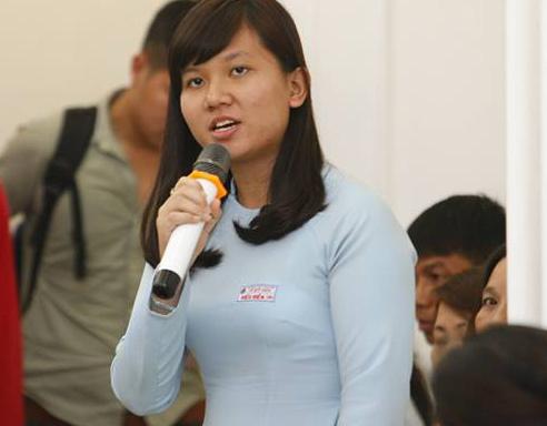 'Em là HS đầu tiên được bác Bá Thanh tặng căn hộ'