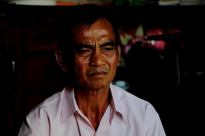 Ông Huỳnh Văn Nén bị tai nạn giao thông, đang nguy kịch