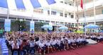 Thêm 2400 học sinh học yêu nước sạch