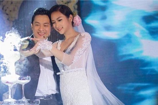 Những sao Việt tổ chức cưới với vòng 2 to bất thường