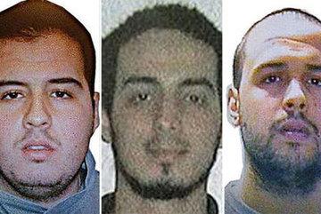 Nhận diện cặp anh em tấn công khủng bố Bỉ