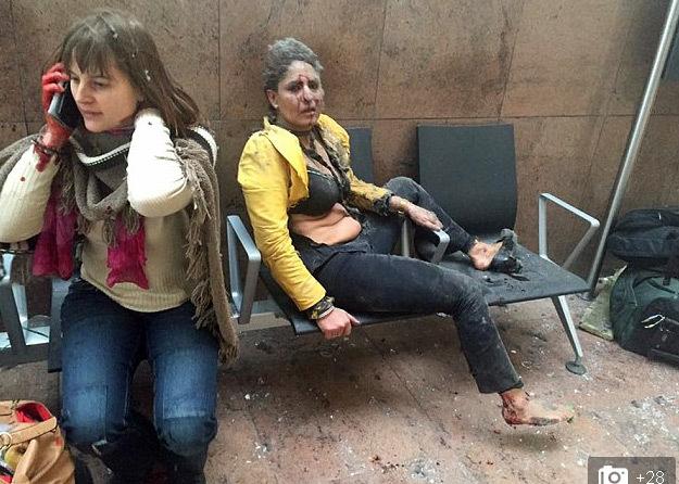 Loại bom khủng bố Brussels đáng sợ ra sao?