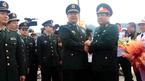 Bộ trưởng Quốc phòng TQ thăm VN, phản bác luận điệu xuyên tạc