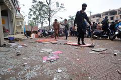 Vụ nổ Văn Phú: Công an HN truy lái xe chở kim loại gây nổ