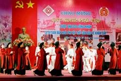 Hát xoan Phú Thọ trình Unesco đề cử Di sản thế giới