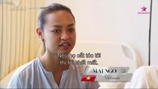 Mẫu Việt 'phát điên' vì mái tóc xấu