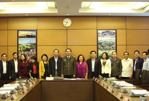 Trần Đại Quang, Bộ trưởng Công an, Quốc hội khóa 13, ĐBQH, Trung Quốc, giàn khoan 981
