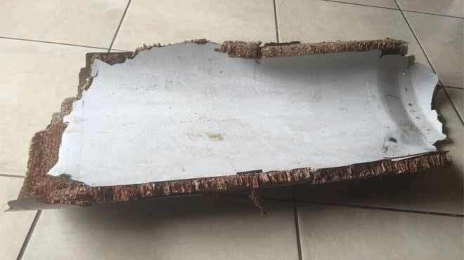 Mảnh vỡ ở Mozambique 'gần như chắc chắn' từ MH370