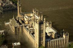 Nhiều thành phố lớn sắp chìm nghỉm dưới nước