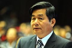 Bộ trưởng Vinh: GDP có thể giảm vì hạn mặn