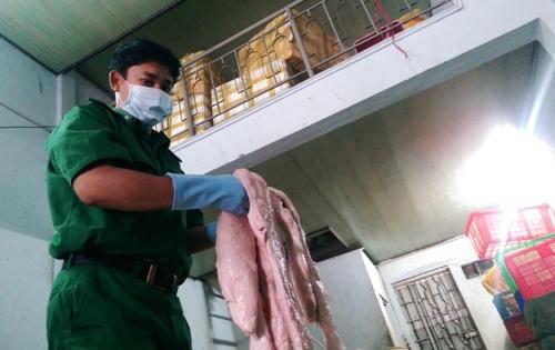 Buôn bán, sử dụng chất cấm: Phạt tù tới 20 năm, tiêu hủy cả đàn heo