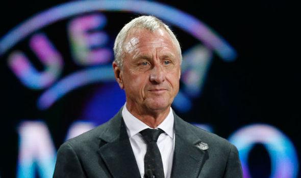 Johan Cruyff, bệnh ung thư, Johan Cruyff qua đời, Barcelona, Hà Lan