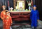 Cháu nội vua Thành Thái về Huế dự húy kỵ ông nội