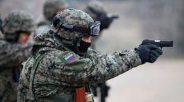 Lính đặc nhiệm Nga hy sinh tại Syria