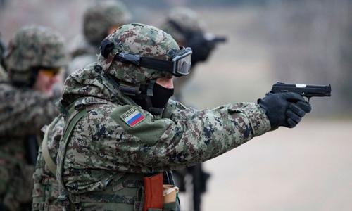 đặc nhiệm Nga, chiến sỹ đặc nhiệm Nga, hy sinh, anh hùng Nga, anh hùng dân tộc