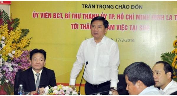 Hiểu câu nói của ông Đinh La Thăng: Ngân hàng chỉ cạnh tranh bằng cho vay lấy lãi là vứt đi