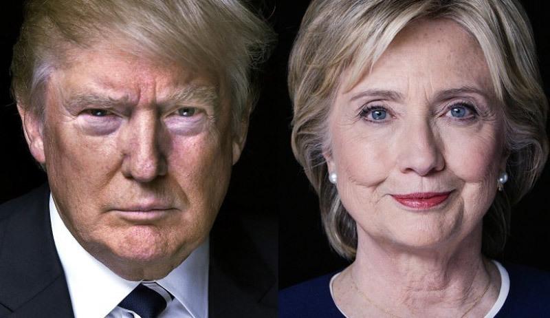 Hillary Clinton, Donald Trump, Clinton, Trump, Mỹ, bầu cử, Tổng thống, thắng cử, cử tri, chạy đua, Nhà Trắng