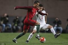 Ronaldo hỏng 11m, Bồ Đào Nha ôm hận trước Bulgaria