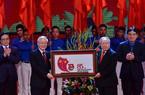 Tổng Bí thư dự lễ kỷ niệm 85 năm ngày thành lập Đoàn TNCS Hồ Chí Minh