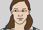 Bài tập 2 phút giúp dân văn phòng giảm mỏi mắt nhanh chóng