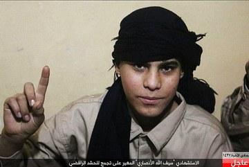Lộ diện kẻ đánh bom sân bóng Iraq