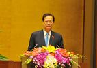 Thủ tướng nói lời chia tay nội các