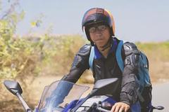 Lưu ý khi đi phượt xe máy