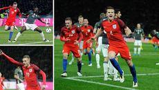Vardy chói sáng, Anh thắng nghẹt thở trước Đức