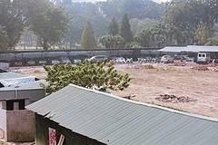 Hà Nội cho làm bãi xe ngầm trong công viên Thống Nhất