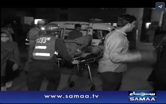 Đánh bom liều chết ở Pakistan, ít nhất 50 người chết
